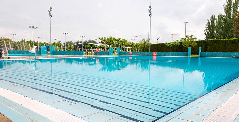 Las piscinas municipales de zaragoza cerraron la temporada con un 10 m s de usos que el verano - Piscinas municipales zaragoza ...