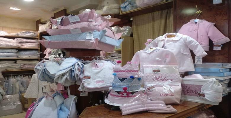 b14cb6820 Todo lo que un recién nacido necesita está en El Bastidor - Zaragoza ...